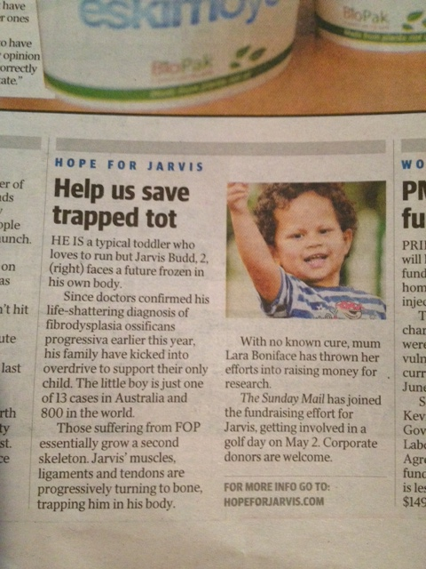 Courier Mail - March 30 2014